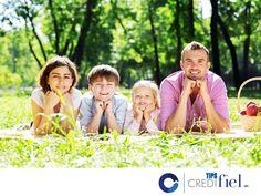 ¿En qué invertir mi crédito? CRÉDITOS SOBRE TU NÓMINA. En Credifiel, tenemos el financiamiento que necesita para que usted y su familia, cumplan sus metas individuales y familiares. Nuestras herramientas son las más accesibles del mercado y les permitirán adquirir lo que requieran, sin comprometer su economía. http://www.credifiel.com.mx/