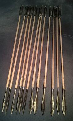 Haithabu / Hedeby arrows