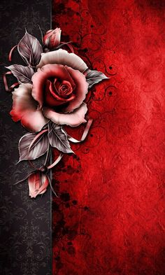 Share the joy rose art Source by roseskulls Art Floral, Chicano Art, Rose Art, Gothic Art, Flower Art, Red Roses, Beautiful Flowers, Beautiful Things, Art Drawings