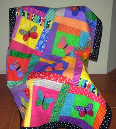 Bugs Delight Quilt
