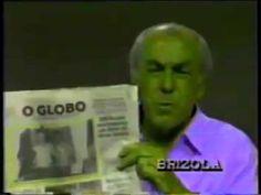 A verdade sobre a GLOBO - Por Leonel Brizola