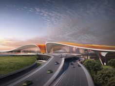 ZHA_Beijing New Airport_03