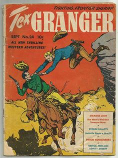Cool Awesome TEX GRANGER #24 (Golden Age Western Comics, Hector - The Teenage Deputy) 1949 2017 2018 Check more at http://24shopping.ga/fashion/awesome-tex-granger-24-golden-age-western-comics-hector-the-teenage-deputy-1949-2017-2018/