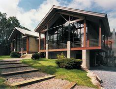 North Haven Residence   Lee H. Skolnick Architecture + Design Partnership   Photo: Robert Polidori   Archinect