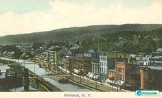 Whitehall, NY - My hometown...once.