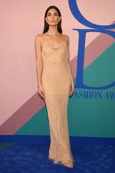 2018 cfda fashion awards rihanna dress