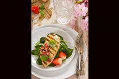 Chicken Recipe : Grilled Strawberry Basil Chicken