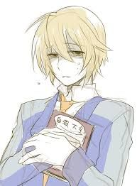 Hatoful Boyfriend: Nanaki