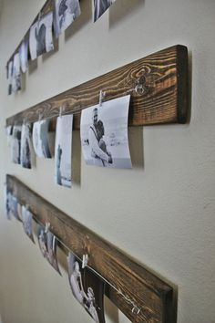 perfect for displaying card and paper items, along with photos