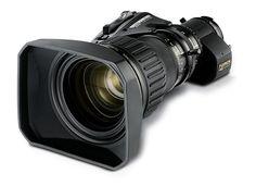 Fujinon HA19x7.4BERM ENG/EFP & XA19x7.4BESM-D8 Lens