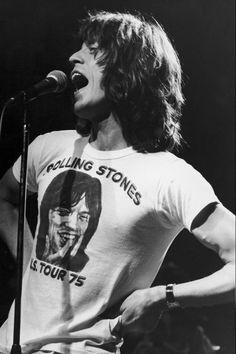 Cool shirt Mick!