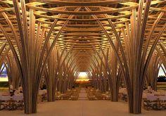 Las construcciones con bambú ganan terreno en México - arquitectura Obrasweb.mx