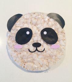 Panda Traktaties Rijstwafel
