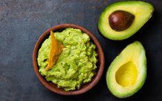 Guacamole. | 12 receitas gostosas para quem quer comer mais saudável
