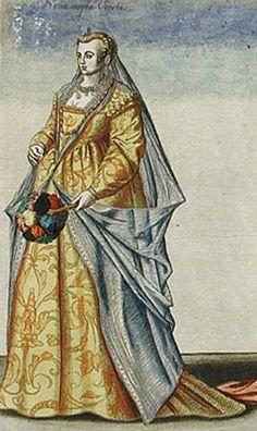 Renaissance ~ Newly Married Venetian Noblewoman