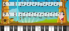 Laura Alvarado acaba de crear un pin muy interesante respecto a Miércoles Musical: Piano Maestro App, ¡Gratis!, no te lo pierdas.
