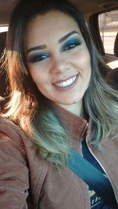 Pra sempre minha maquiadora ❤ Thaís Oliveira Make Up