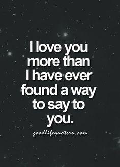 ((( <3 ))) I Love you more then i found a way to say to you V^V <3 V^V.... :)