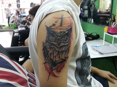#tattoo school Thailand #done by Frans#