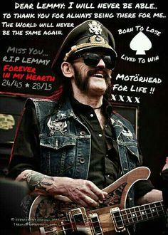 Lemmy...