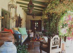 Hacienda Horse Ranch | Kathryn M. Ireland Textiles and Design