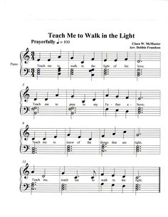 Walk in the light hymn lyrics
