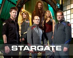 When SciFi was good. Before it became SyFy. <<< whoever said that is the best person ever.      Stargate=life.