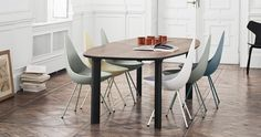 Fritz Hansen (est. 1872) - exclusive design furniture - Fritz Hansen