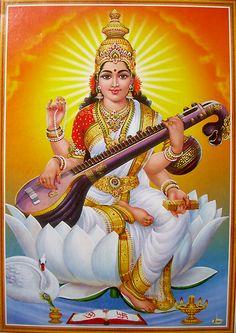 Buy Goddess Saraswati Mata Photo Frames Online for Pooja Room and Home Decor at Lowest Price in India N Pujari Shiva Parvati Images, Durga Images, Lord Shiva Hd Images, Lakshmi Images, Hanuman Images, Krishna Images, Saraswati Mata, Saraswati Goddess, Goddess Lakshmi