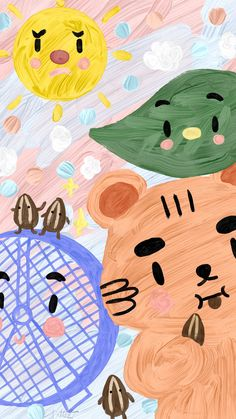 Pastell Wallpaper, Cute Pastel Wallpaper, Soft Wallpaper, Cute Patterns Wallpaper, Bear Wallpaper, Aesthetic Pastel Wallpaper, Kawaii Wallpaper, Disney Wallpaper, Aesthetic Wallpapers