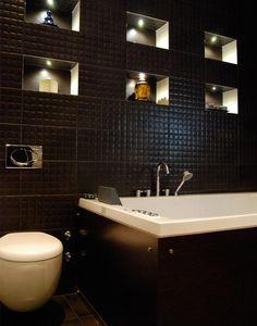 Un baño muy personal / A very personal bathroom www.tindas.es