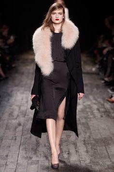 #Nina Ricci Winter 2012 Cashmere #Coats