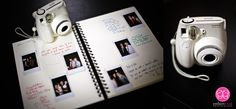 Wedding Picture Guest Book.  I went to a wedding with this it was great!