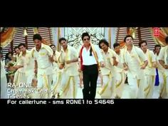 "Chammak Challo - Ra One - (Full Video Song) - ft. Akon ""Shahrukh Khan"" Kareena Kapoor"