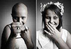 Hypeness – Inovação e criatividade para todos.Campanha emocionante transforma cabelo de vítimas de câncer ( principalmente mulheres cujos cabelos são tão importantes na autoestima ) em diamantes.