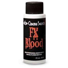 Hollywood Movie Blood, 1 Oz.