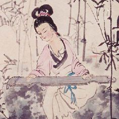 My chinese improvisation for Guqin by Jacek Tabisz on SoundCloud