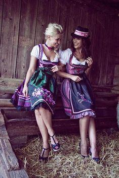 7237d459a30 Homemade Oktoberfest Costume Ideas Estilo Folk
