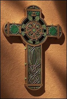 Irish Celtic Wall Cross * You can get additional details at the image link. Celtic Symbols, Celtic Art, Celtic Crosses, Celtic Decor, Irish Symbols, Celtic Knots, Irish Decor, Country Decor, Celtic Culture