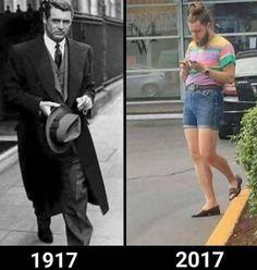 100 yrs of fashion. https://i.redd.it/pgd95c3syje01.jpg