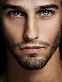 How to achieve the perfect designer stubble beard? - Clean & Neat Designer Stubble Beard Informations About How to achieve the perfect designer stubble b - Beautiful Men Faces, Gorgeous Eyes, Most Beautiful Man, Beautiful Things, Male Eyes, Male Face, Designer Stubble, Stubble Beard, Too Faced