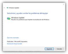 Acaba con los errores de Windows Update con el solucionador de problemas de Windows 10