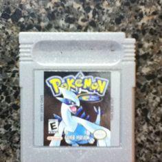Gameboy Pokemon, Gameboy Games, Nintendo, Pokemon Silver, 90s Kids, Video Games, Gaming, Ebay, Videogames