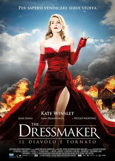Check out Kate Winslet in the new poster for The Dressmaker. #TheDressmaker #KateWinslet