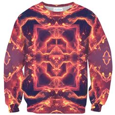 Blazing Vulcan Sweater – Shelfies - Outrageous Clothing