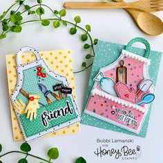 Paper Craft Supplies, Paper Crafts, Honey Bee Stamps, Bee Cards, Shaped Cards, Love Stamps, Fancy Fold Cards, Handmade Birthday Cards, Card Sketches