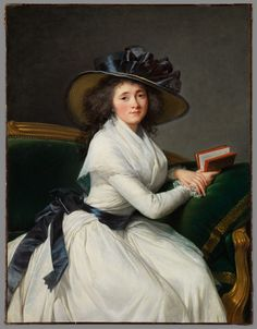 12/16 makeup pin week 2. artist, Élisabeth Louise Vigée Le Brun created Comtesse de la Châtre  in 1789 paris, france. i pinned this piece bc it is very important in french art history crated by a women and i also like the warm oil paint colors to make her look realistic.