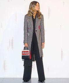 Milan Fashion Week day 1 look do dia anna fasano