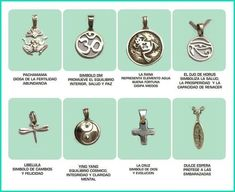 Amuletos y significado | lucky charms | Pinterest