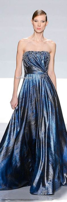 Tony Ward Spring Summer 2013 Couture #josephine#vogel